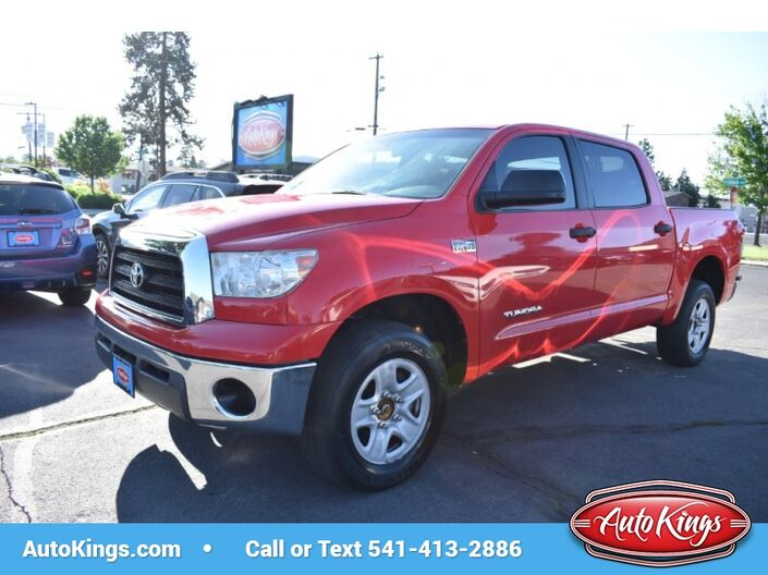 2008 Toyota Tundra 4WD CrewMax 5.7L V8 Bend OR