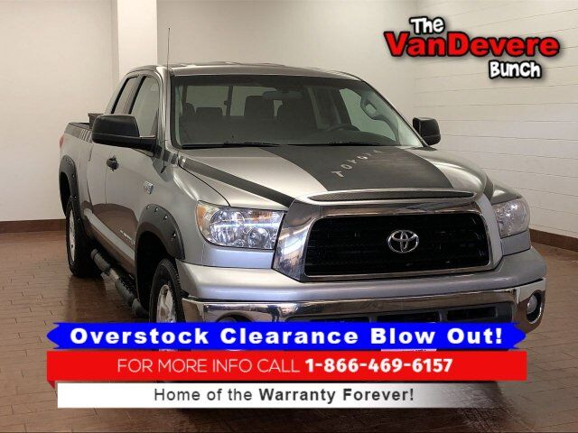 2008 Toyota Tundra 4WD Truck SR5 Akron OH