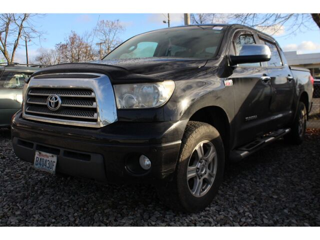 2008 Toyota Tundra Limited 4WD 5.7L V8 Seattle WA