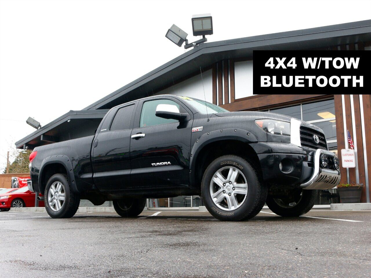 2008 Toyota Tundra Limited / 4X4 / LEATHER LOADED Beaverton OR