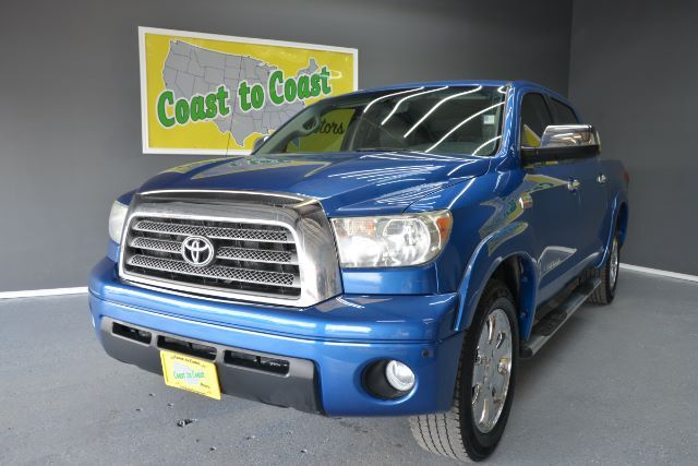 2008 Toyota Tundra Limited CrewMax 5.7L 2WD Houston TX