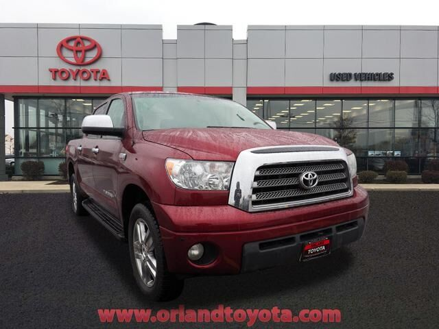 2008 Toyota Tundra Limited Tinley Park IL