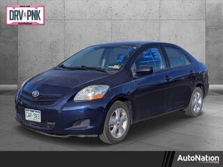 2008_Toyota_Yaris__ Littleton CO