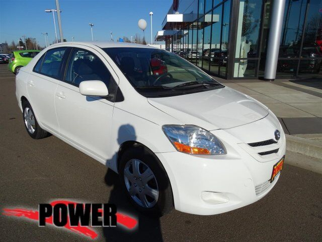 2008 Toyota Yaris 4DR SDN BASE AT Corvallis OR
