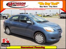2008_Toyota_Yaris_Base_ Clearwater MN