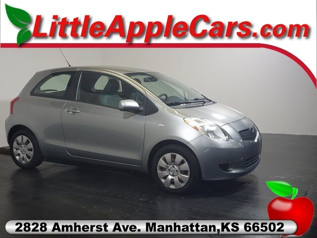 2008 Toyota Yaris Base Manhattan KS