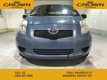 2008_Toyota_Yaris_LE *Includes Winter tires* Low Kms*_ Winnipeg MB