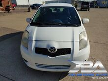 2008_Toyota_Yaris_Liftback_ Clarksville IN