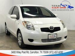 2008_Toyota_Yaris_S_ Carrollton TX