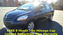 2008_Toyota_Yaris_Sedan_ Piney Flats TN