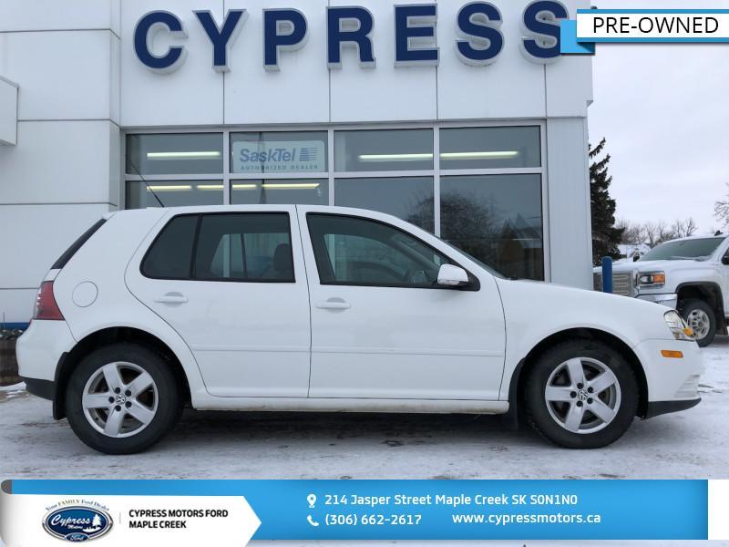2008 Volkswagen City Golf City- Maple Creek SK