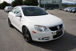 2008_Volkswagen_Eos_Trendline Leather,convertible, No accidents, 2 Sets of Tires_ Kelowna BC