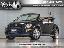 2008_Volkswagen_New Beetle Convertible_S_ Chicago IL