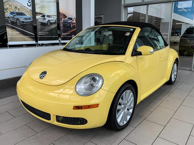 2008 Volkswagen New Beetle Convertible SE Brookfield WI