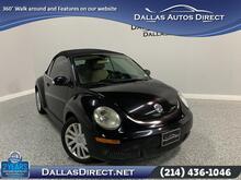 2008_Volkswagen_New Beetle Convertible_SE_ Carrollton  TX