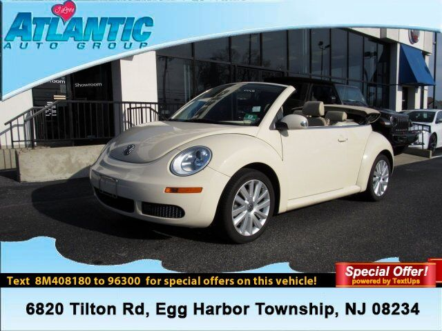 2008 Volkswagen New Beetle Convertible SE Egg Harbor Township NJ
