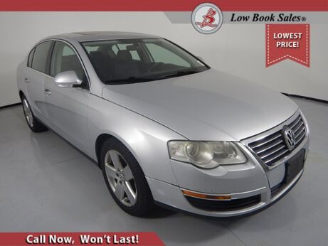2008_Volkswagen_PASSAT SEDAN_Komfort_ Salt Lake City UT
