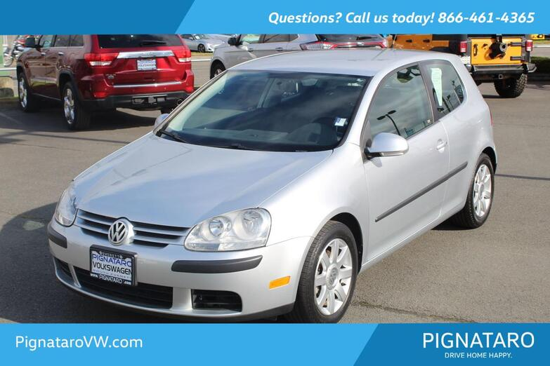 2008 Volkswagen Rabbit S Everett WA