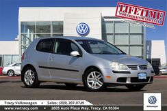 2008_Volkswagen_Rabbit_S_ Tracy CA