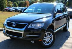 2008_Volkswagen_Touareg 2_w/ LEATHER SEATS & SUNROOF_ Lilburn GA
