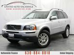 2008 Volvo XC90 I6 AWD With 3rd row seats w/Moonroof