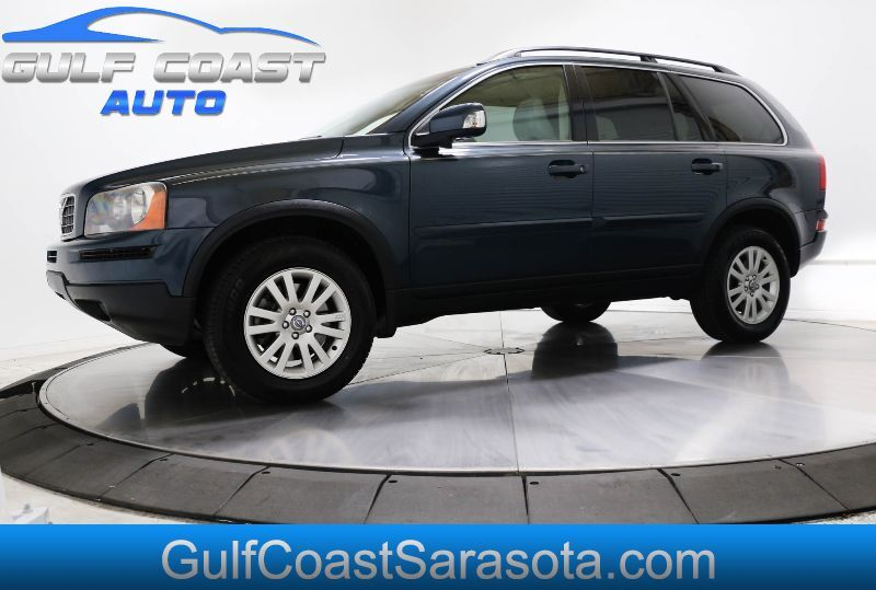 2008 Volvo XC90 I6 LEATHER 3RD ROW SEAT LOW MILES RUNS GREAT Sarasota FL