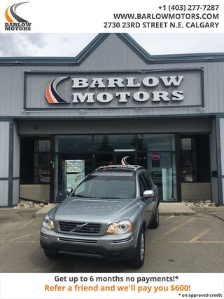 2008_Volvo_XC90_Leather7 Passenger AutomaticOne Owner 2 SETS OF RIMS AND TIRES_ Calgary AB