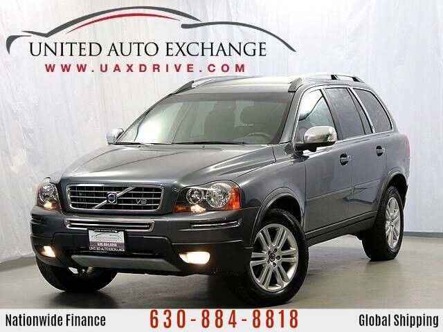 2008 Volvo XC90 V8 AWD 3rd Row seats With Navigation Addison IL