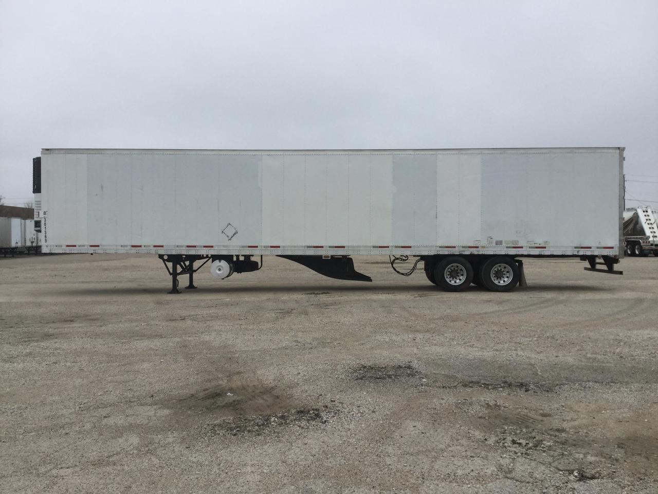 2008 WABASH REEFER TRAILER
