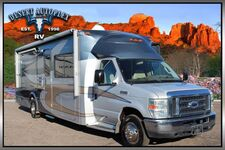 2008 Winnebago Aspect 29H Double Slide Class C Motorhome