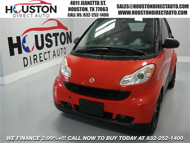 2008 smart Fortwo Passion Houston TX