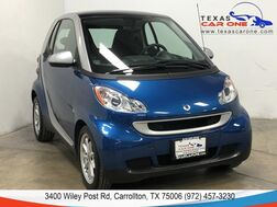 2008_smart_fortwo_PASSION AUTOMATIC PANORAMIC ROOF PADDLE SHIFTERS ALLOY WHEELS_ Carrollton TX