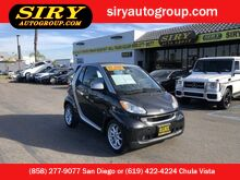 2008_smart_fortwo_Passion_ San Diego CA