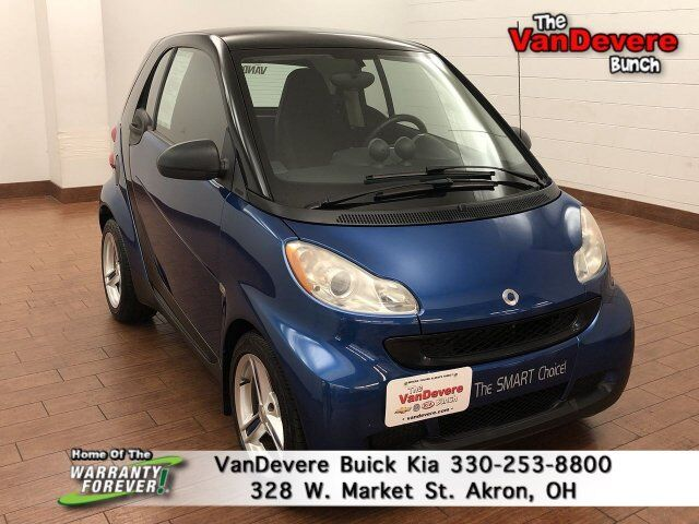 2008 smart fortwo Pure Akron OH