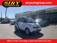 2008_smart_fortwo_Pure_ San Diego CA