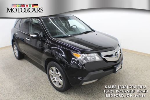 2009 Acura MDX  Bedford OH