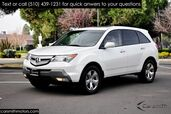 2009 Acura MDX Sport 1-Owner, AWD, 3rd Row, Navigation & MUCH MORE!