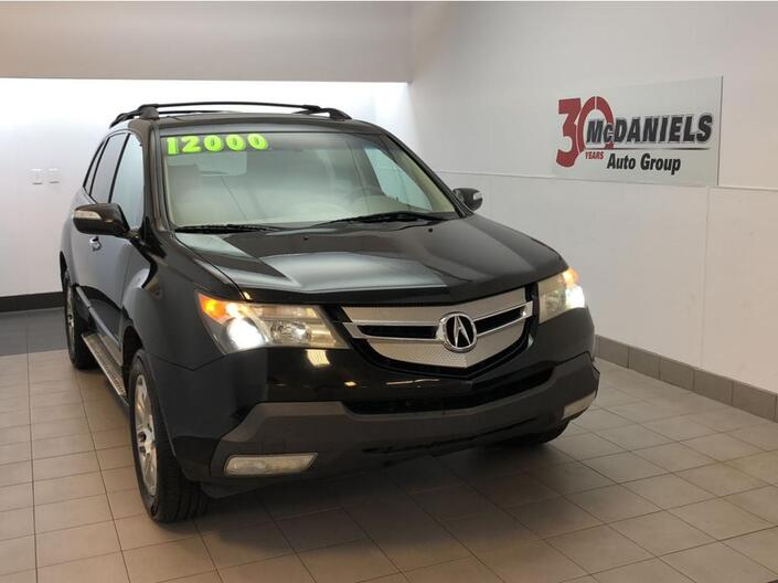 2009 Acura MDX Tech/Entertainment Pkg Columbia SC