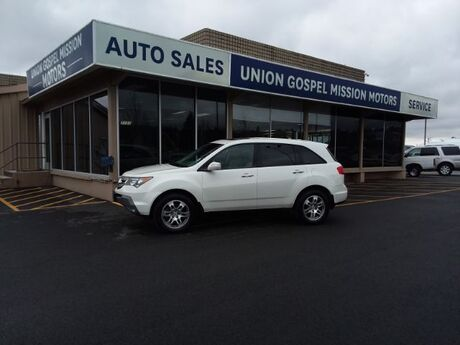 2009 Acura MDX Tech Package Spokane Valley WA