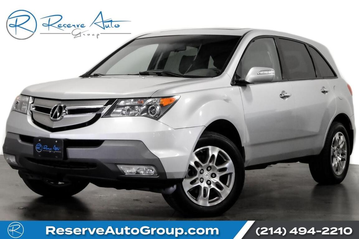 2009 Acura MDX Tech Pkg The Colony TX