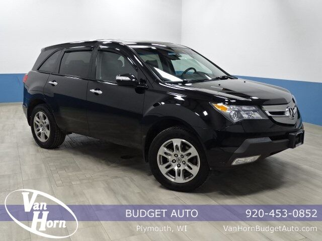 2009 Acura MDX Technology Plymouth WI