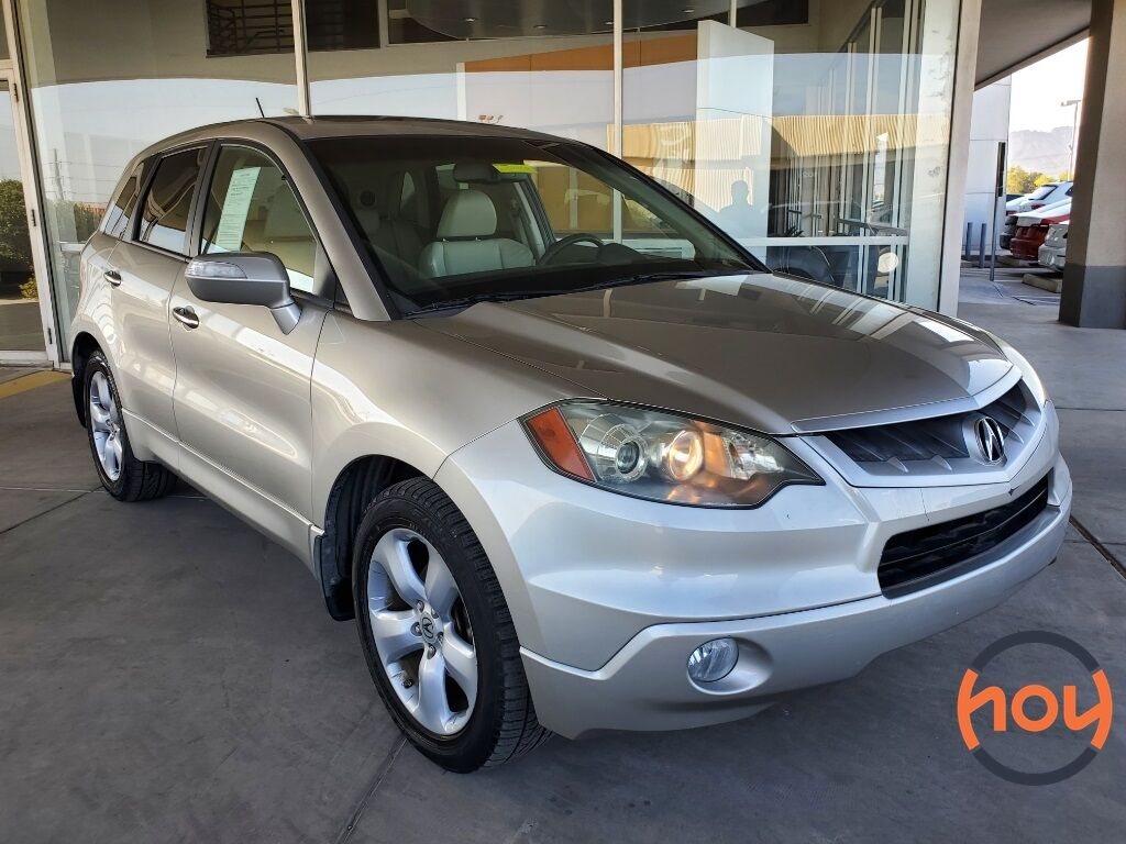 2009 Acura RDX Technology Package El Paso TX