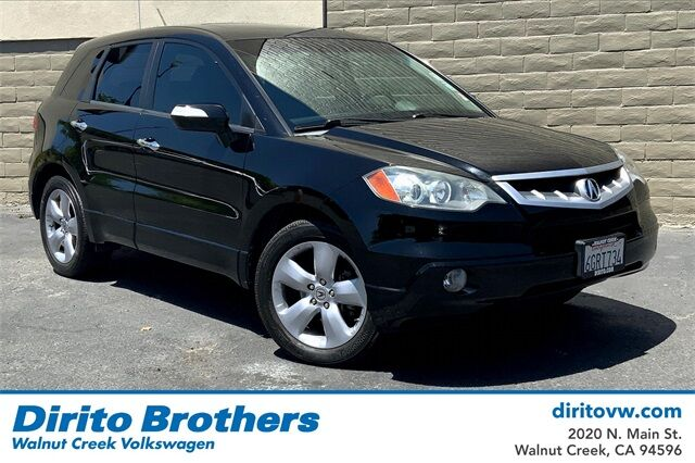 2009 Acura RDX Technology Package Walnut Creek CA