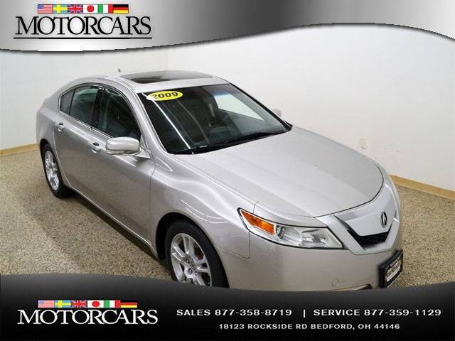 2009 Acura TL  Bedford OH