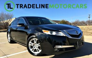 2009_Acura_TL_LEATHER, MOONROOF, HANDS FREE CALLING... AND MUCH MORE!!!_ CARROLLTON TX