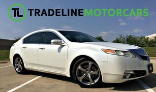 2009_Acura_TL_SH-AWD LEATHER, 1-OWNER, SUNROOF... AND MUCH MORE!!!_ CARROLLTON TX