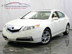 2009_Acura_TL_Tech / 3.5L V6 Engine / FWD / Sunroof / Navigation / Bluetooth /_ Addison IL