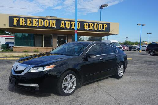 2009 Acura TL Tech Dallas TX