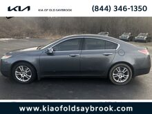 2009_Acura_TL_Tech_ Old Saybrook CT