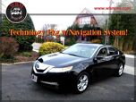 2009 Acura TL w/ Technology Package